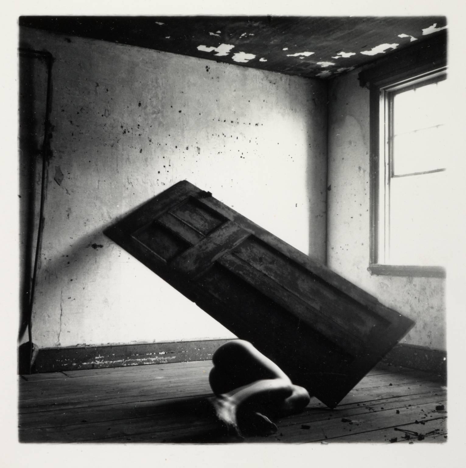 Untitled 1975-80 by Francesca Woodman 1958-1981