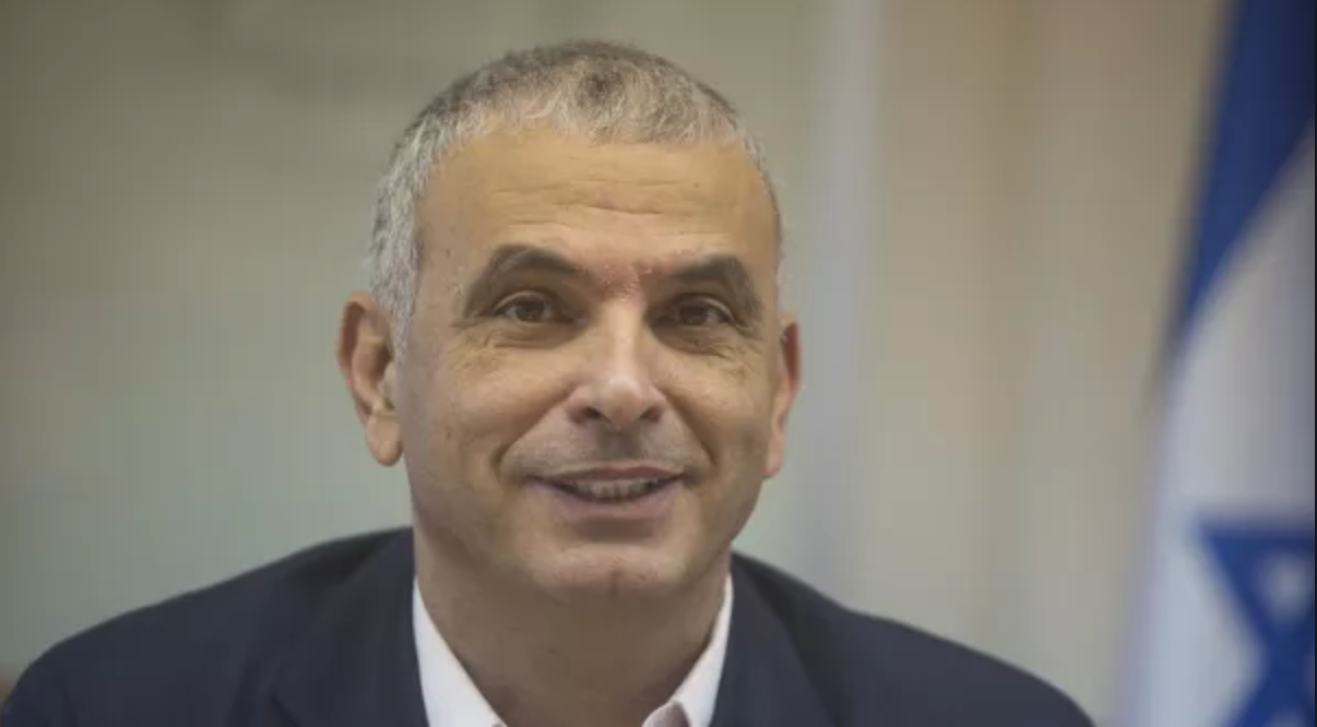 Moshe Kahlon photo via Haaretz