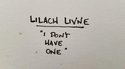 Lilach